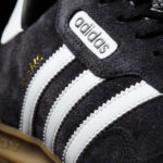 1980s Adidas Jeans Super trainers back in black and white
