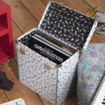 Retro-style Loop record cases at Magpie