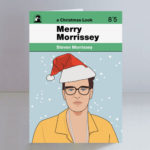 Retro music Christmas cards by Piper Gates Design