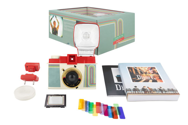 Lomography Diana F+ Special Anniversary Edition camera