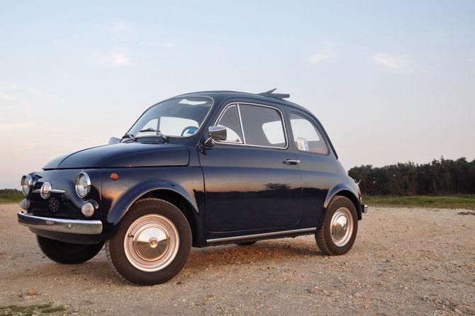 1970 Fiat 500 L on eBay
