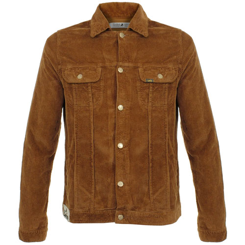 Lois brown jumbo cord jacket returns to the shelves