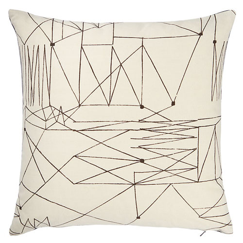 New collection of 1950s Lucienne Day-designed cushions at John Lewis