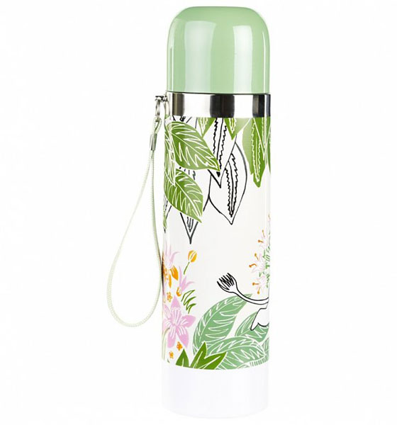 Moomins thermos flasks by House of Disaster