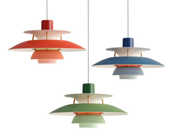 1950s Poul Henningsen-designed PH 5 Mini pendant lamp gets an official launch