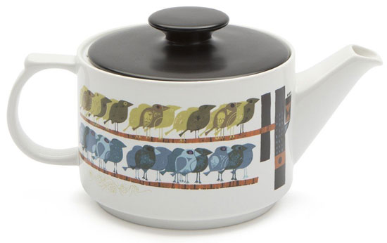 David Weidman midcentury home and ceramic range by Magpie