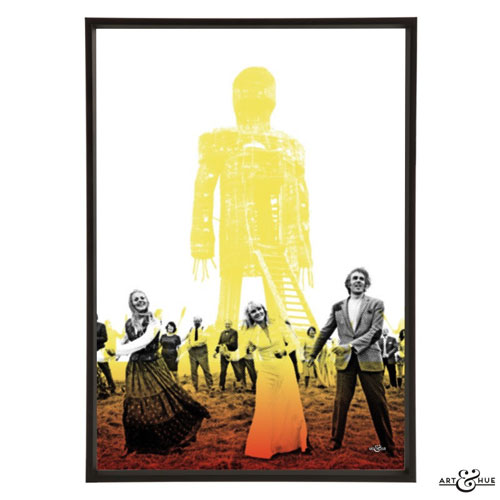 The Wicker Man pop art collection by Art & Hue