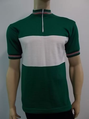 Vintage-style cycling shirts by 3M Caverni
