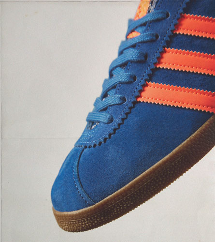 Adidas Dublin trainers return as a Size? exclusive