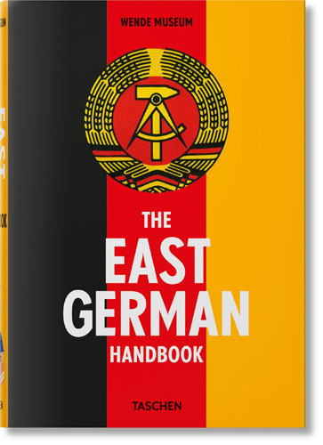 Coming soon: The East German Handbook (Taschen)