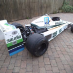 1970s Williams Formula 1 racing car on eBay
