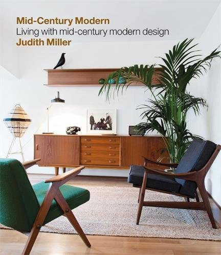 Miller's Mid-Century Modern by Judith Miller heads back to the shelves