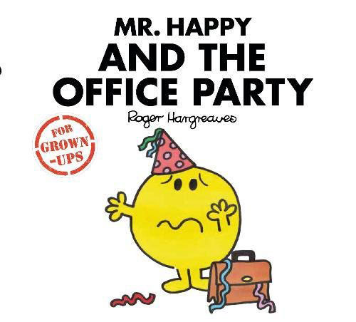 Now available: Mr. Men For Grown-Ups books