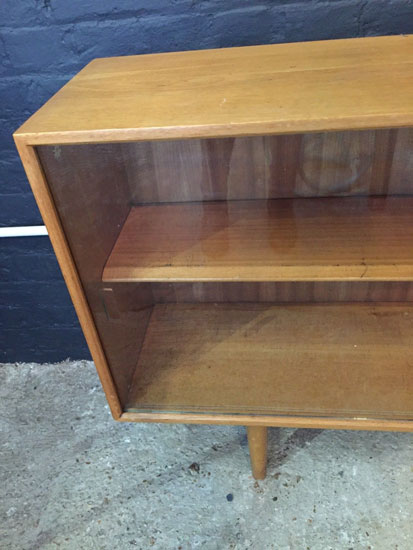 1950s Robin Day for Hille bookcase on eBay