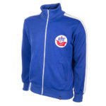 Vintage-style football track tops by Copa