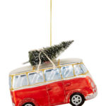 Ten of the best: Retro Christmas tree decorations and baubles