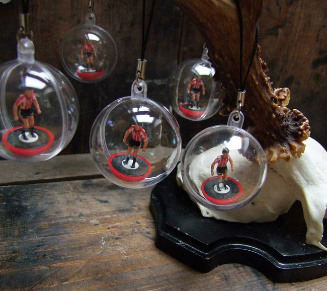 19. Subbuteo player decorations by Home & Glory