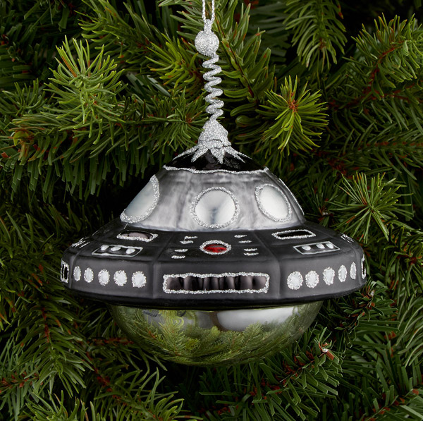 9. UFO Christmas decoration at John Lewis