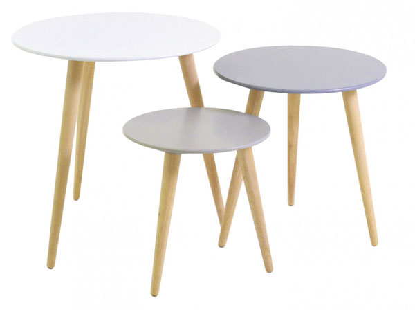Midcentury furniture designs by Zago discounted at Monoqi