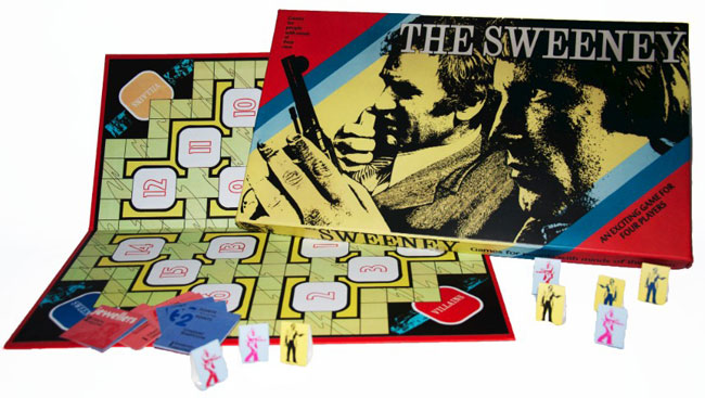 1960s and 1970s cult tv board games reissued retro to go. Black Bedroom Furniture Sets. Home Design Ideas