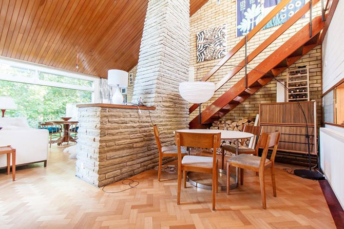 Retro house for sale: 1960s midcentury modern property in Little Shelford, Cambridgeshire