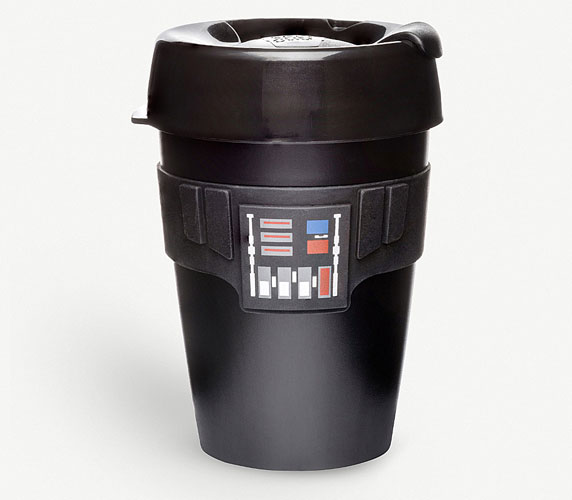 Star Wars reusable coffee cups by KeepCup