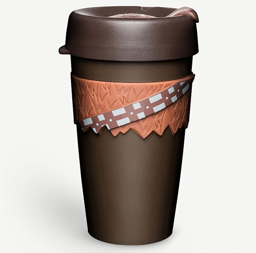 Star Wars reusable coffee cups by KeepCup