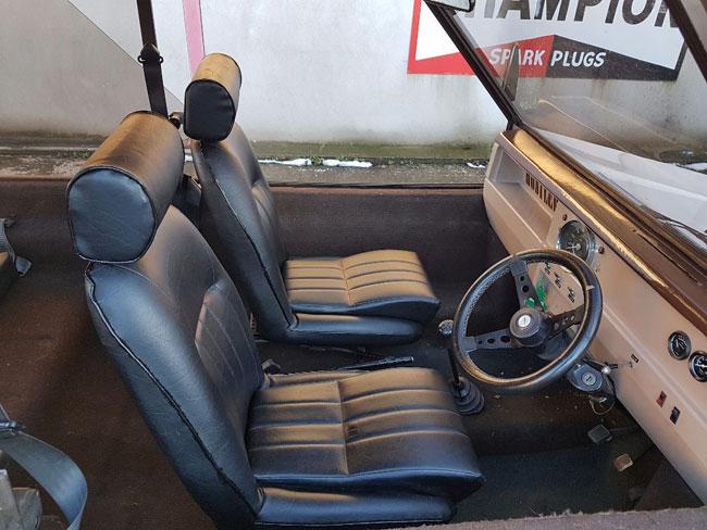 1970s Hustler 6 car on eBay