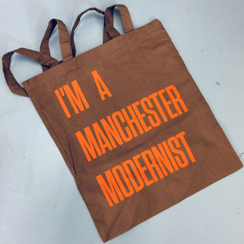 Modernist city tote bags at The Modernist