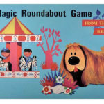 1960s Magic Roundabout board game back the shelves