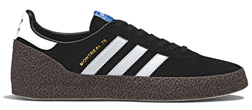 Adidas brings back the Montreal 76 trainers
