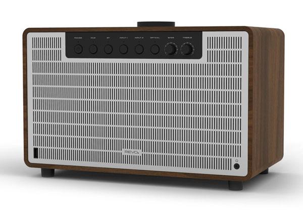 Revo retro SuperCD and Supertone audio systems