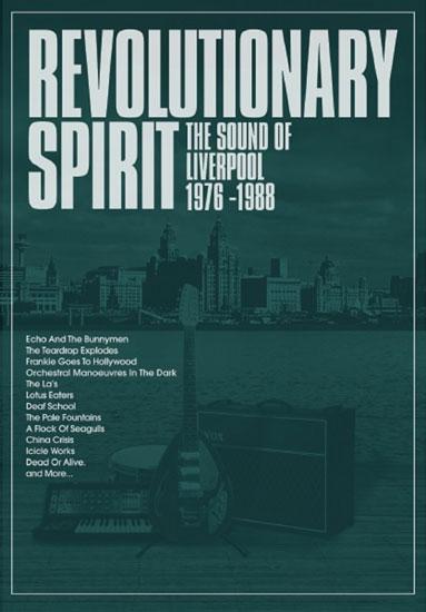 Revolutionary Spirit: The Sound Of Liverpool 1976-1988 box set