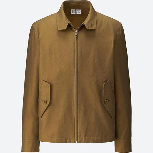 Uniqlo unveils a budget Harrington Jacket