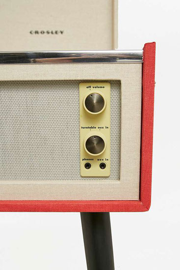Sale watch: UO X Crosley Dansette standing record player discounted
