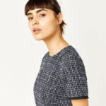 Sale watch: 1960s-style Bridget tweed shift dress at Warehouse