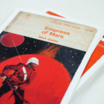 Doctor Who Penguin books-inspired postcards by Coleman Design return