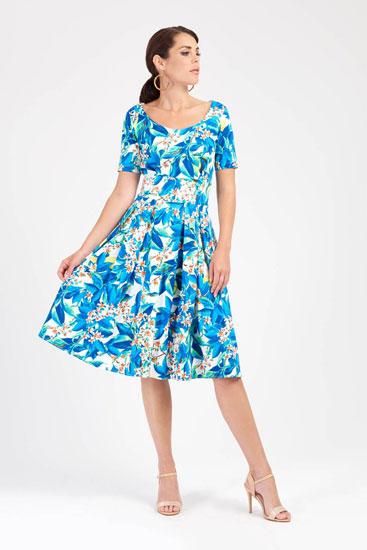 Reproduction vintage clothing retailers: Zoe Vine