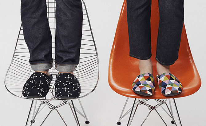 13. Uniqlo introduces a limited edition Charles and Ray Eames collection