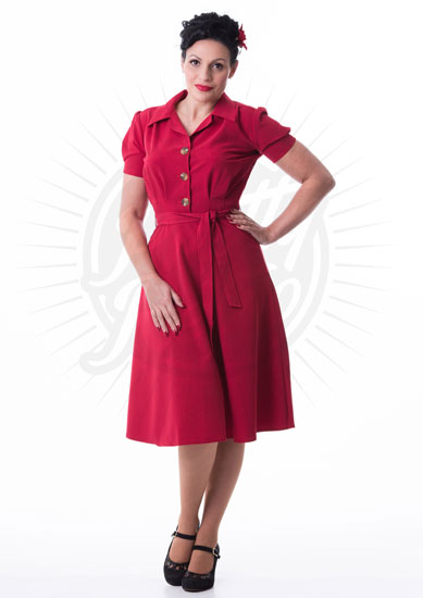 Reproduction vintage clothing retailers: Pretty Retro
