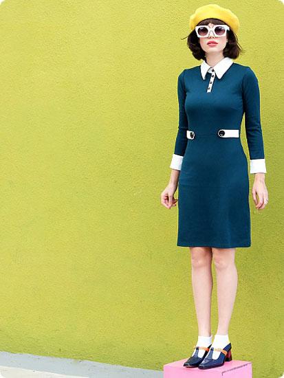 Reproduction vintage clothing retailers: Mademoiselle Yeye