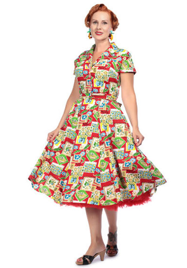 Reproduction vintage clothing retailers: Love Ur Look