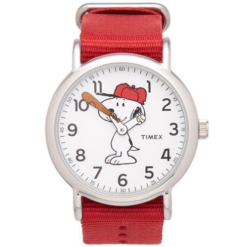 16. Timex x Peanuts Weekender watches