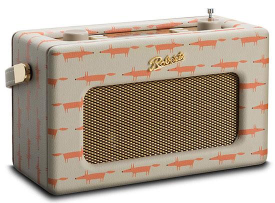 17. Retro audio: Limited edition Roberts x Scion Revival RD70 DAB radios