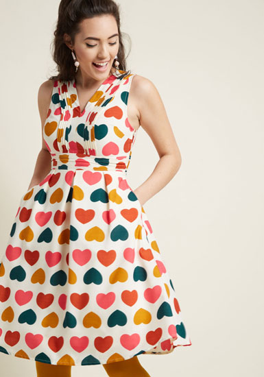 Reproduction vintage clothing retailers: ModCloth
