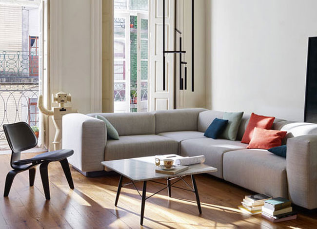 Eames Coffee Table by Charles and Ray Eames