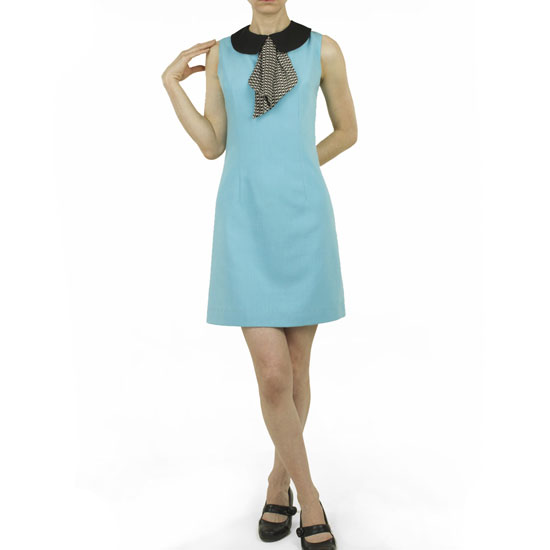 Reproduction vintage clothing retailers: Dada Dress