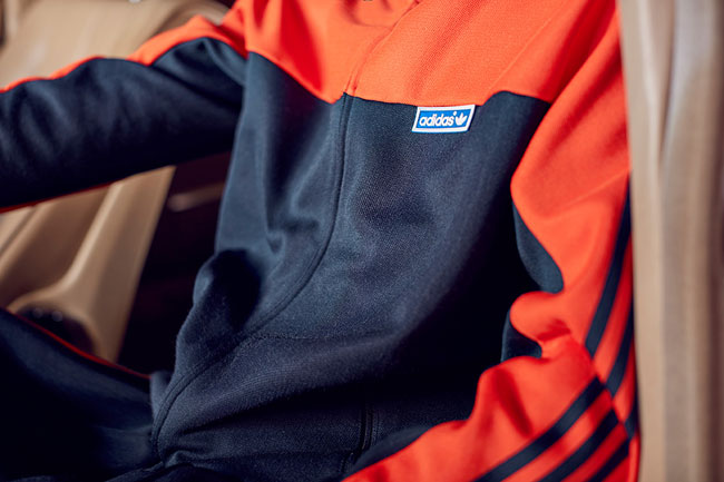 9. 1970s Adidas OG tracksuit: Limited edition made in Japan reissue