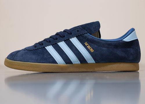 Adidas Berlin OG trainers return to the shelves