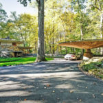 For sale: Frank Lloyd Wright-designed Sol Friedman House in Pleasantville, New York